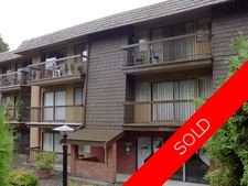 Central Coquitlam Apartment for sale: Armada Estates 1 bedroom 630 sq.ft. (Listed 2008-01-14)